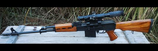 YUGO M76 308 SNIPER RIFLE